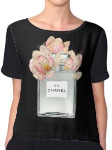 CHANEL Nº 5 Chiffon Top