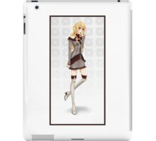 The Lonely Princess iPad Case/Skin