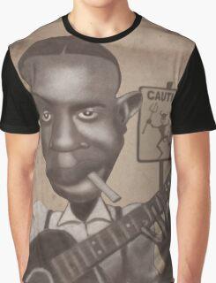 Robert Johnson Graphic T-Shirt