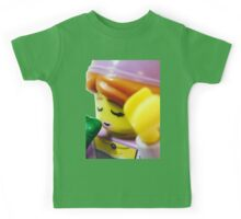 The Lego Princess and the Frog Kids Tee