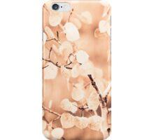 autumn bokeh iPhone Case/Skin