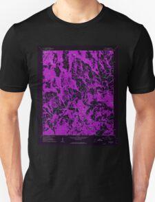 USGS TOPO Map Alabama AL Nectar 304656 1961 24000 Inverted Unisex T-Shirt