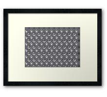 Blaireau Framed Print