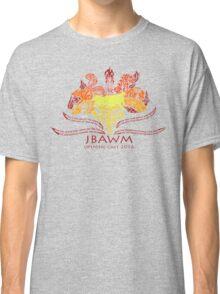 JBAWM Red Flower Classic T-Shirt