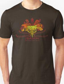 JBAWM Red Flower Unisex T-Shirt