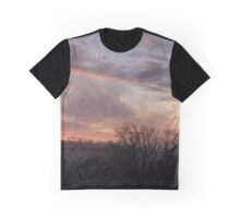 Sunrise over The Rower, County Kilkenny, Ireland Graphic T-Shirt