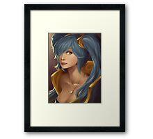 sona Framed Print
