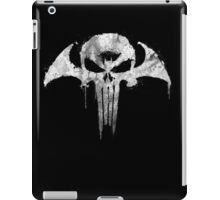 the Dark Punisher alt iPad Case/Skin