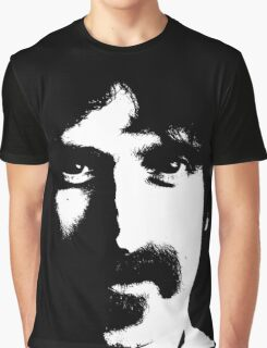 Happy Frank Zappa 1973 Graphic T-Shirt