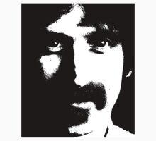 Happy Frank Zappa 1973 One Piece - Short Sleeve