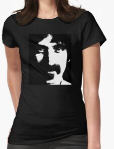 Happy Frank Zappa 1973 Womens Fitted T-Shirt