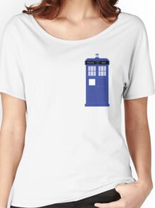 TARDIS is Life Women's Relaxed Fit T-Shirt