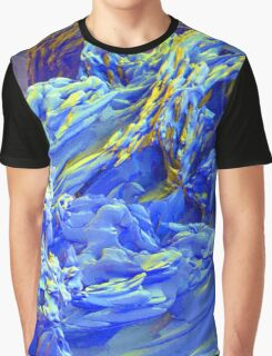 Landscape Abstract Graphic T-Shirt