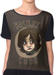 Basket Case Chiffon Top