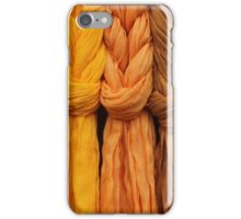 Tied Scarves iPhone Case/Skin