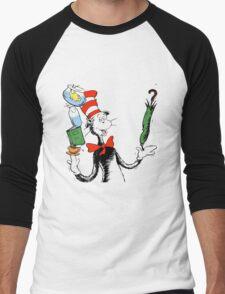 Dr. Seuss Men's Baseball ¾ T-Shirt