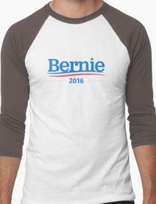 Bernie Sanders 2016 Campaign Logo Men's Baseball ¾ T-Shirt