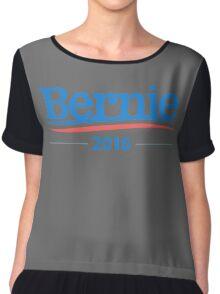 Bernie Sanders 2016 Campaign Logo Chiffon Top