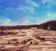 Castalia Quarry Reserve Dreamscape by Shawna Rowe