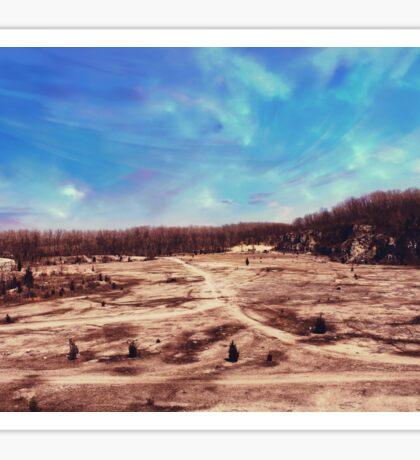 Castalia Quarry Reserve Dreamscape Sticker