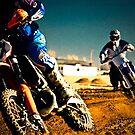 Motocross by Jen Wahl