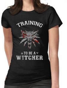 Training to be a... Womens Fitted T-Shirt