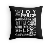 The Good in Life Throw Pillow