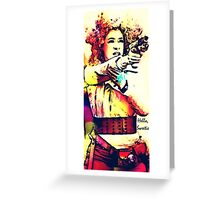 Hello, Sweetie Greeting Card