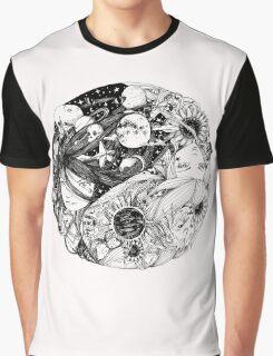 Yin Yang Graphic T-Shirt