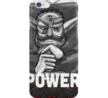 Baron Praxis: Power iPhone Case/Skin