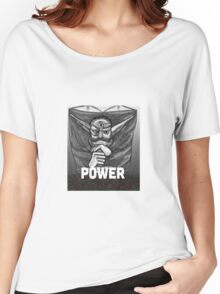 Baron Praxis: Power Women's Relaxed Fit T-Shirt