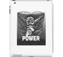 Baron Praxis: Power iPad Case/Skin