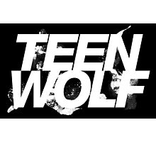 Teen Wolf Photographic Print
