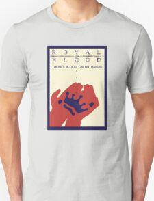 Royal Blood Movie Stylised Unisex T-Shirt