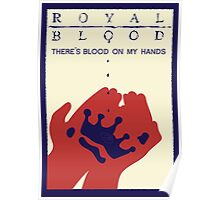 Royal Blood Movie Stylised Poster