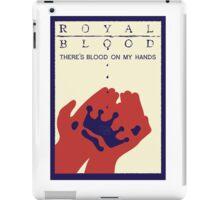 Royal Blood Movie Stylised iPad Case/Skin
