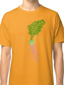 Earth Alien Watermelon Radish Classic T-Shirt