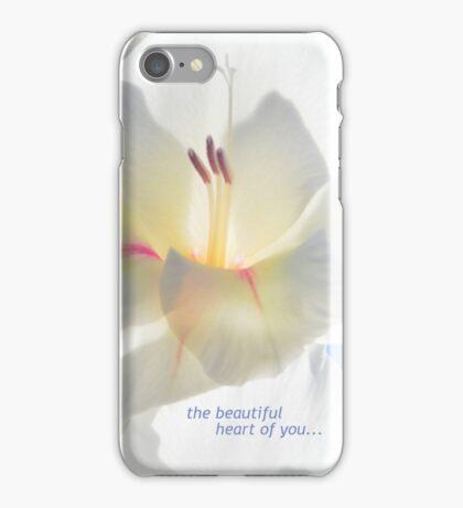 The Beautiful Heart... iPhone Case/Skin