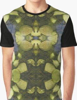 Green nature Graphic T-Shirt