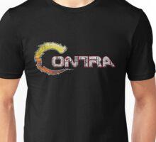 Contra Vintage Pixels Unisex T-Shirt