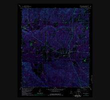 USGS TOPO Map Alabama AL Sweet Water 305149 1978 24000 Inverted Unisex T-Shirt