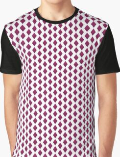 Diamond Retro Graphic T-Shirt
