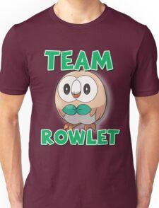 Team Rowlet ! Unisex T-Shirt