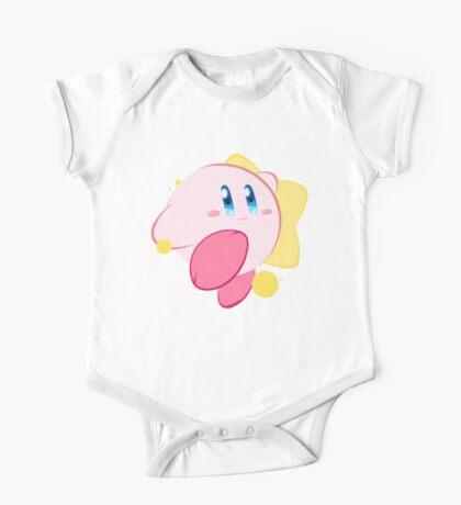 Kirby One Piece - Short Sleeve