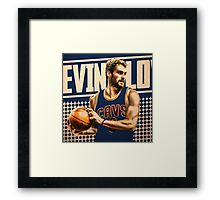 Hustle Play By kevin Framed Print