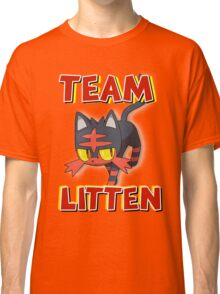 Team Litten ! Classic T-Shirt