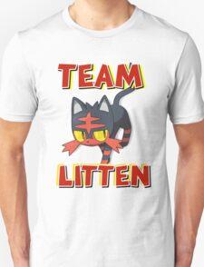 Team Litten ! Unisex T-Shirt