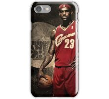 Young Lebron iPhone Case/Skin