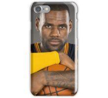 Ball Hog Lebron iPhone Case/Skin