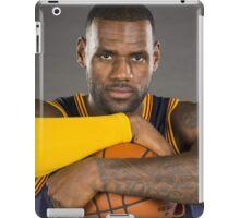 Ball Hog Lebron iPad Case/Skin